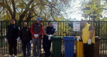 El Centro Ocupacional participa en el programa 'Ecoriba Integra'