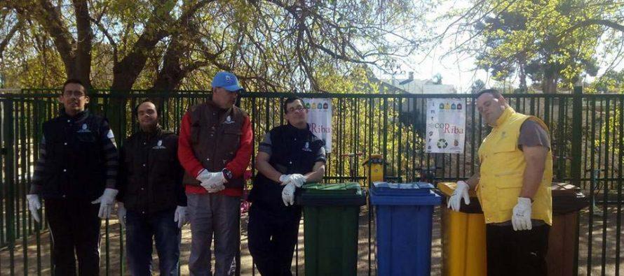 El Centre Ocupacional participa en el programa 'Ecoriba Integra'