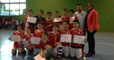 I campeonato Copa Diputación, Mancomunitat Camp de Túria de Fútbol Sala