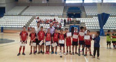 La Mancomunitat cierra los Juegos Comarcales y la Liga Comarcal de Fútbol-8 Querubín