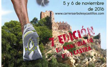 La Carrera d'Arbres i Castells es disputarà el 5 i 6 de novembre