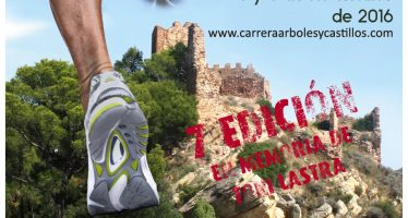 El 5 y 6 de noviembre vuelve la Carrera de Árboles y Castillos
