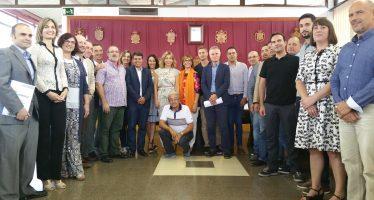 Mancomunitat signa al costat de Servef, empresaris, associacions de comerç i sindicats el Pacte Territorial d'Ocupació