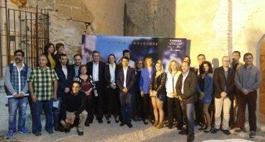 El Castell de Benissanó acull la presentació de la VII edició de la Carrera dels Arbres i els Castells