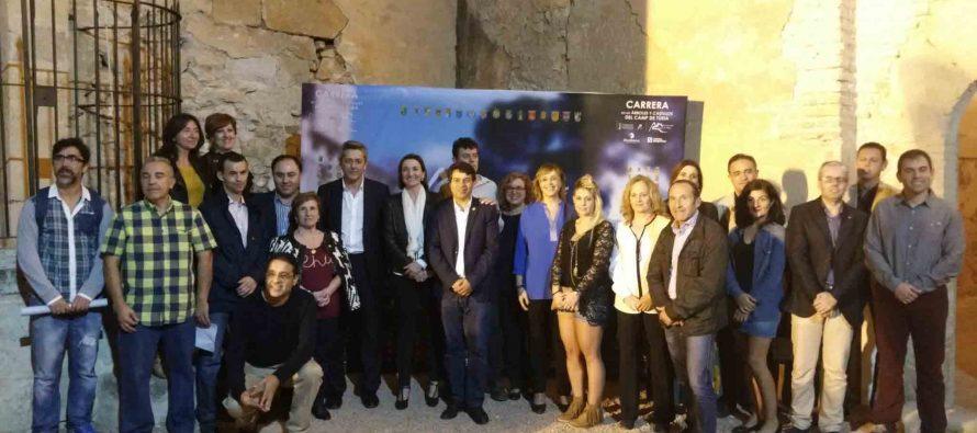Benissanó acoge la presentación de la Carrera de los Árboles y Castillos