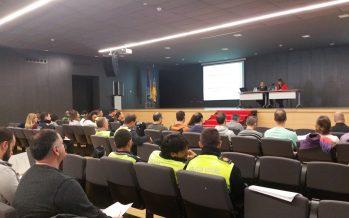Jornada 'La policía local ante la realidad de las adicciones'