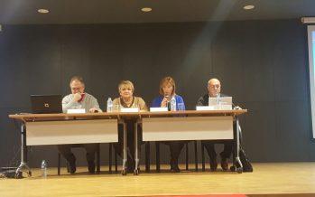 Jornada de coordinación de Salud Mental para los municipios de Camp de Túria