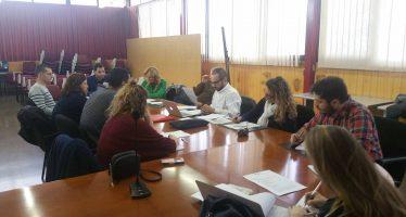 Reunió dels/les tècnics/as de joventut de Camp de Túria