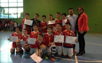 Pòdium Copa Diputació-Mancomunitat Camp de Túria