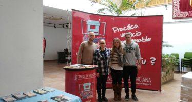 Quioscs de Salut recorrerà Camp de Túria per a prevenir en matèria de drogoaddicció