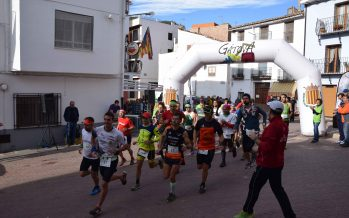 Gátova inicia el circuito de Carreras Populares Camp de Túria