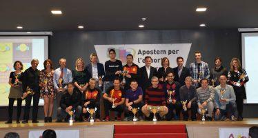 La Gala del Deporte premia a equipos y deportistas