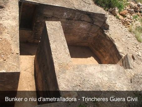 bunker naquera