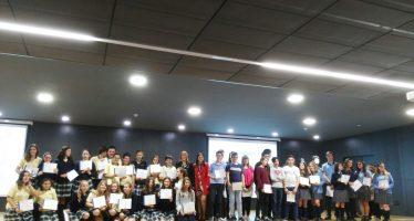 Mancomunitat entrega los terceros premios TecnOK