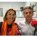 Lola Celda en CVRadio