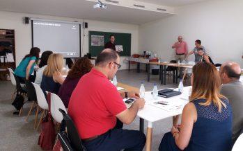 Mancomunitat y el Ayuntamiento de Vilamarxant presentan a los empresarios locales en Acuerdo Territorial de Empleo