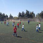 liga fútbol 8 querubín