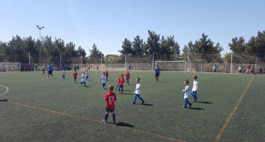 Comienza la Liga de Fútbol 8 Querubín