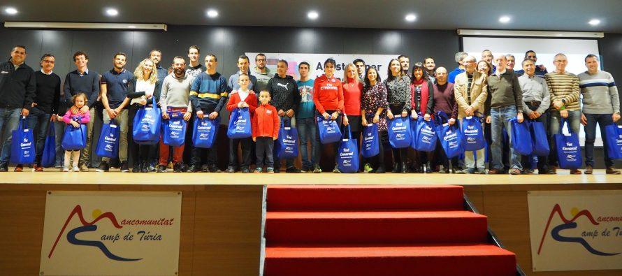 La Mancomunitat premia el deporte comarcal