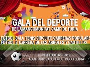 La Mancomunitat celebra la Gala del Deporte