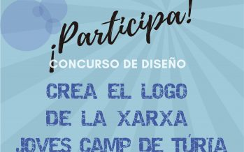 Concurso de diseño del logotipo de la Xarxa Joves Camp de Túria