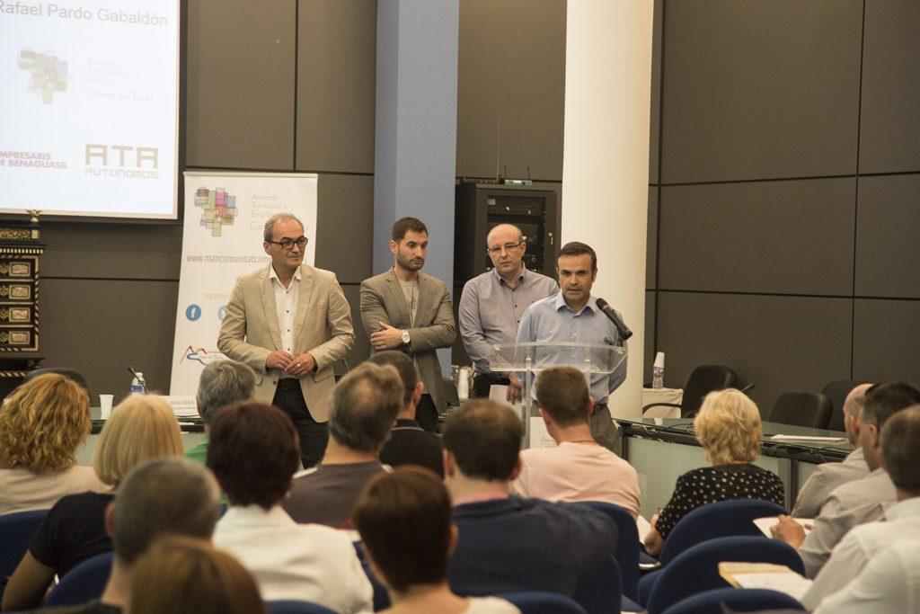 conferencia ATA Mancomunitat