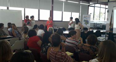 La Mancomunitat presenta el Programa Comarcal de Rehabilitación Psicosocial para Enfermos Mentales
