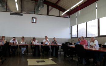 El pleno acuerda solicitar a la Conselleria dos viviendas tuteladas y una residencia comarcal