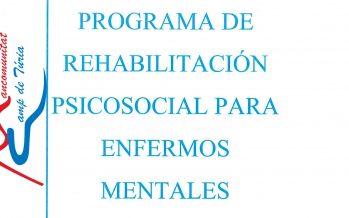 Reglamento de Régimen Interno Programa Psicosocial para Enfermos Mentales