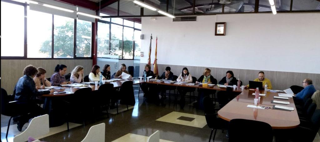 comisión salud mental Camp de Túria