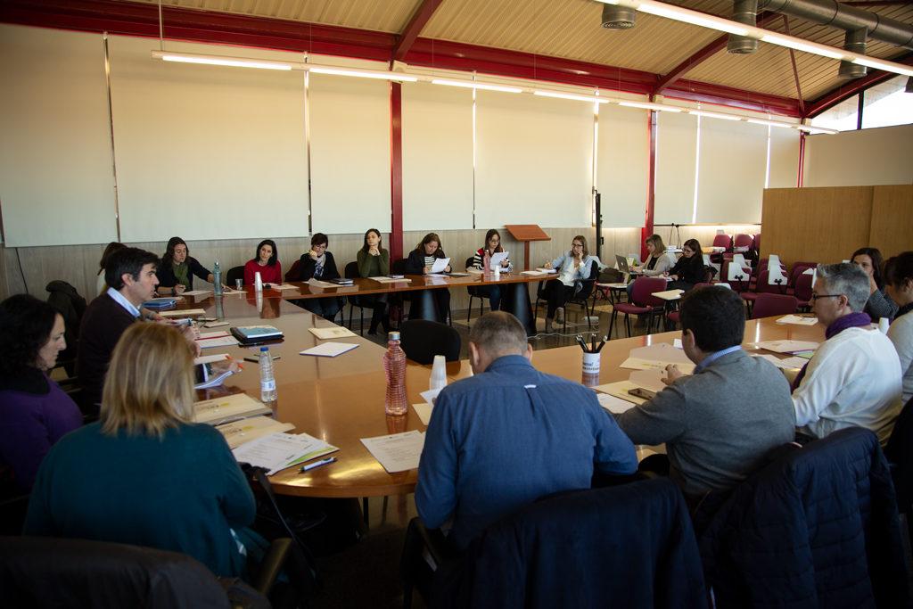 El CEEI y la Mancomunitat reúnen focus pyme