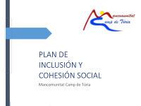 plan de inclusión y cohesión social