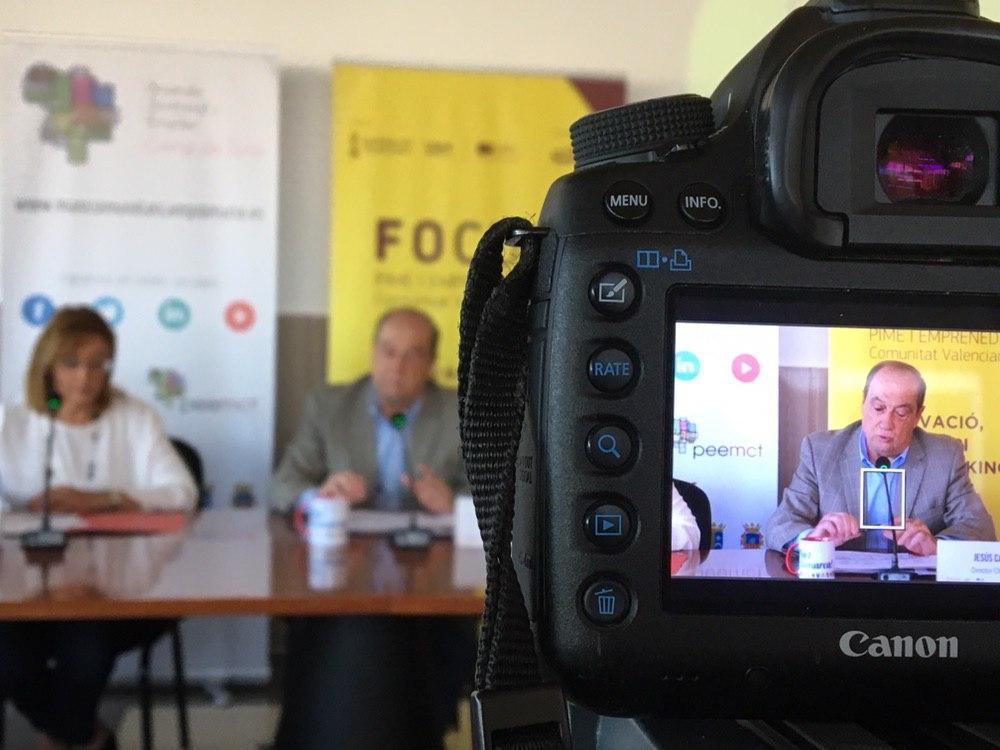 focus Pyme y emprendimiento, mancomunitat camp de Túria, Lola Celda