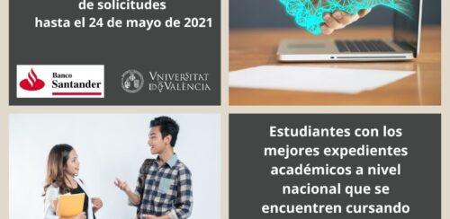 Becas Santander Tecnología / Conecta