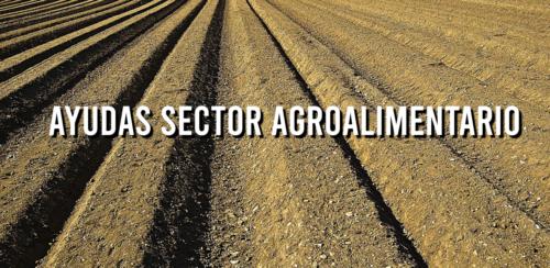 Ayudas sector Agroalimentario
